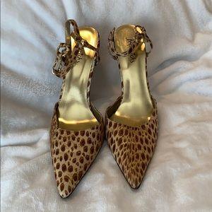 Sexy leopard heels